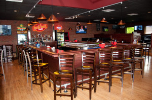 Red Oak Pub is perfect for large parties private venues