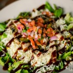 Red Oak Pub's BBQ Chicken Salad