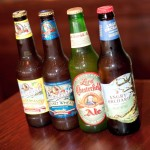 Some of Red Oak Pub's Beer Selection