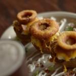 Red Oak Pub's Potato Mounds