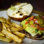 Red Oak Pub's Si Senor Burger