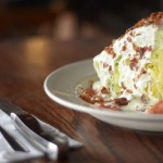 Red Oak Pub's Wedge Salad